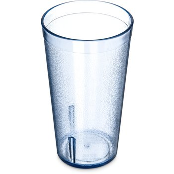 521654 - Stackable™ SAN Plastic Tumbler 16 oz - Blue