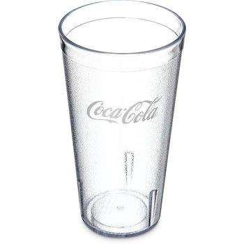 52203550A - Coca-Cola® Stackable™ SAN Tumbler 20 oz - Coca-Cola® - Clear