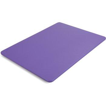 "1088789 - Spectrum® Color Cutting Board 18"" x 24"" x 1/2"" - Purple"