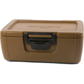 IT16043 - Cateraide™ IT Top Loading Insulated Food Pan Carrier 1 Full Size 6 Inch Pan - Caramel