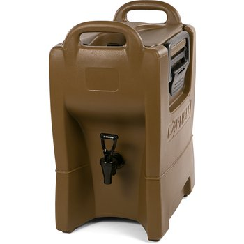 IT25043 - Cateraide™ IT Insulated Beverage Dispenser Server 2.5 Gallon - Caramel