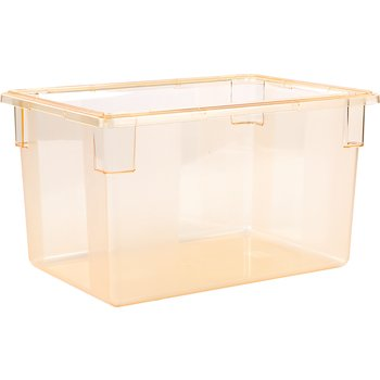 "10624C22 - StorPlus™ Storage Container - 21.5 Gallon 26"" x 18"" x 15"" - Yellow"
