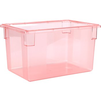 "10624C05 - StorPlus™ Storage Container - 21.5 Gallon 26"" x 18"" x 15"" - Red"