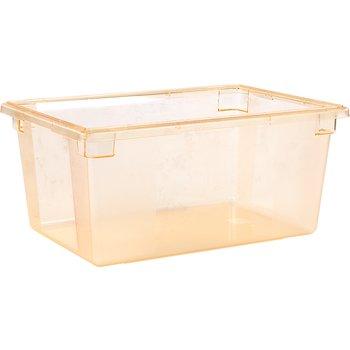 "10623C22 - StorPlus™ Storage Container - 16.6 Gallon 26"" x 18"" x 12"" - Honey Yellow"