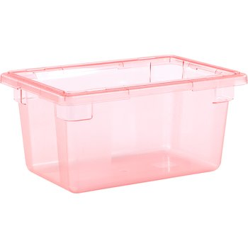 "10612C05 - StorPlus™ Storage Container - 5 Gallon 18"" x 12"" x 9"" - Red"