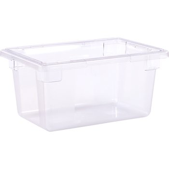 """1061207 - StorPlus™ Storage Container - 5 Gallon 18"""" x 12"""" x 9"""" - Clear"""