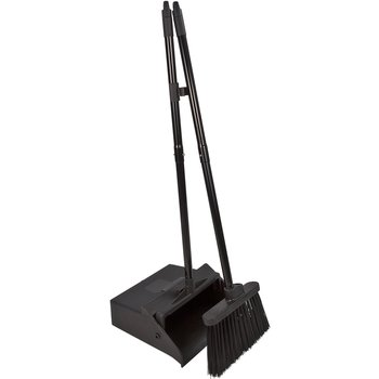 "36141503 - Duo-Pan™ Lobby Pan & Duo-Sweep Broom Combo 36"" - Black"