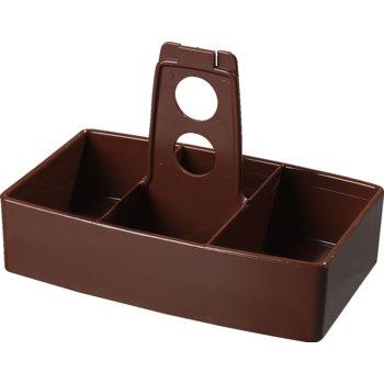 455128 - Merchandiser Sugar Caddy (holds 50 pkts)  - Lennox Brown