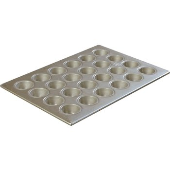 601829 - Steeluminum® 24 Cup Mini-Muffin/Cupcake Pan 1.8 oz
