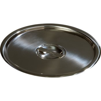 607912C - Cover 12 qt - Stainless Steel