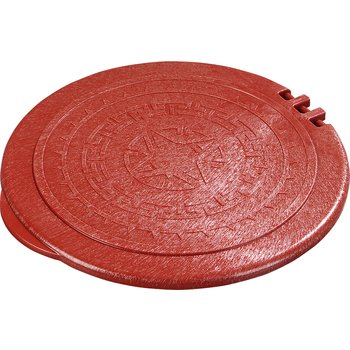070029 - Hinged Replacement Lid  - Terra Cotta