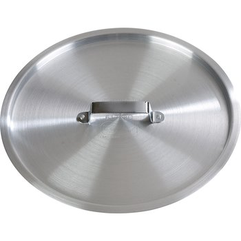 "61708C - Heavy-Duty Cover for 61708 Tapered Sauce Pan 11.25"" - Aluminum"