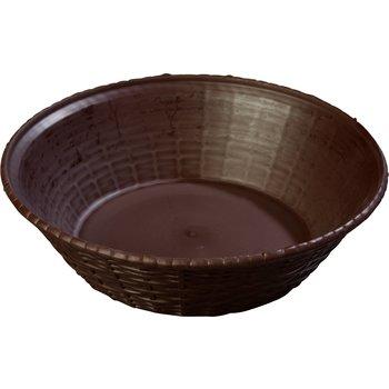 652401 - WeaveWear™ Round Basket 1.6 qt - Brown