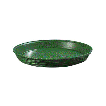 652609 - WeaveWear™ Round Basket 1.8 qt - Green