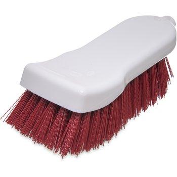 "4052105 - Sparta® Cutting Board Brush 6"" x 2.5"" - Red"
