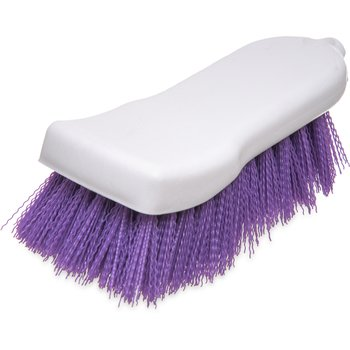 "4052189 - Sparta® Cutting Board Brush 6"" x 2.5"" - Purple"