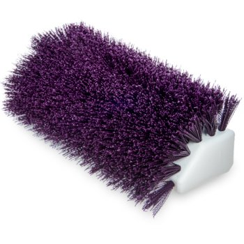 "4042368 - Sparta® Hi-Lo™ Floor Scrub Brush 10"" - Purple"