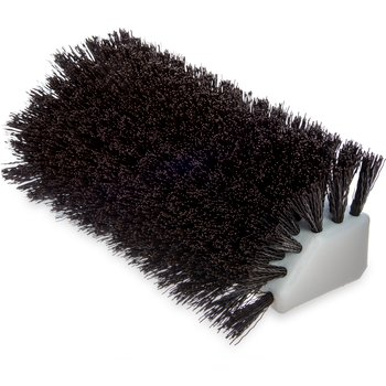 "4042301 - Sparta® Hi-Lo™ Floor Scrub Brush 10"" - Brown"
