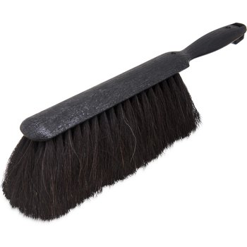 "3638003 - Counter Brush With Horsehair Bristles 9"" - Black"