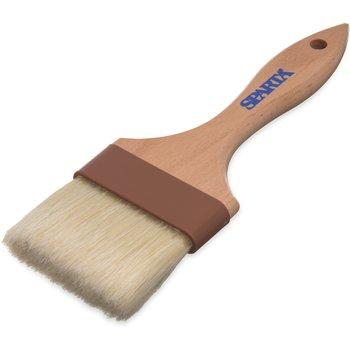 "4037500 - Sparta® Wide Flat Brush w/Boar Bristles 3"""