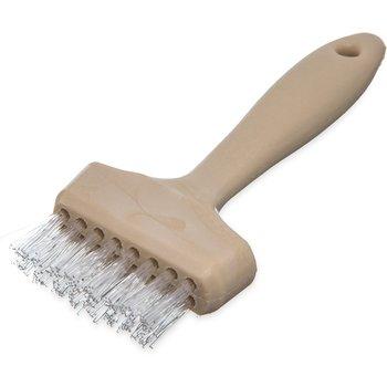 "4011400 - Wide Brush w/High Heat Bristles 7"""