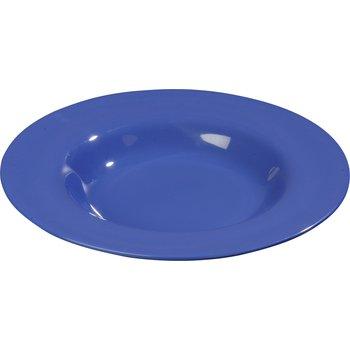 4303014 - Durus® Melamine Chef Salad Pasta Bowl 20 oz. - Ocean Blue