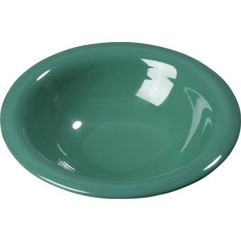 4303609 - Durus® Melamine Rimmed Bowl 12 oz - Green