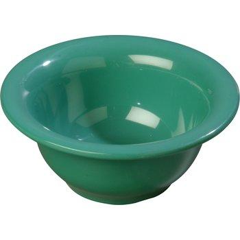 4303809 - Durus® Melamine Rimmed Nappie Bowl 10 oz - Green