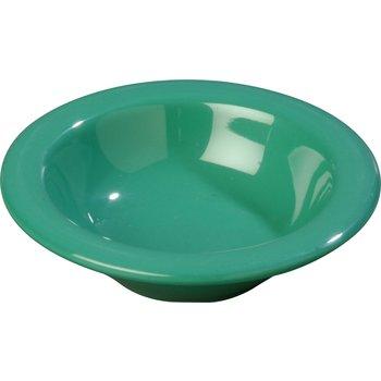 3304209 - Sierrus™ Melamine Rimmed Fruit Bowl 4.5 oz - Meadow Green