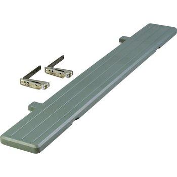 772159 - Maximizer™ Tray Slide for 6' Food Bar  - Slate Blue