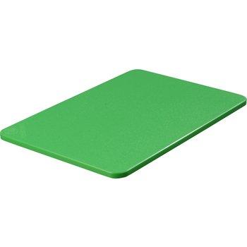 "1088209 - Spectrum® Color Cutting Board 12"" x 18"" x 0.5"" - Green"