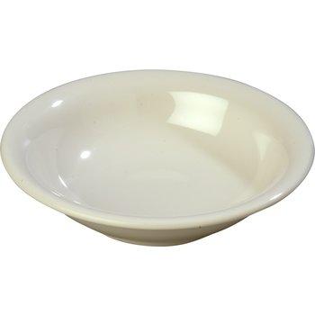 3303242 - Sierrus™ Melamine Rimmed Bowl 16 oz - Bone