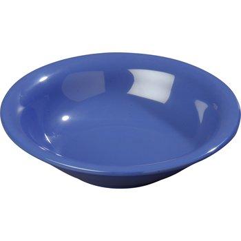 4303214 - Durus® Melamine Rimmed Bowl 16 oz - Ocean Blue