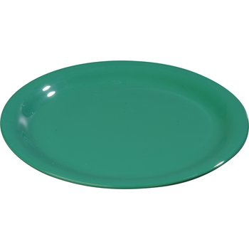 "3300609 - Sierrus™ Melamine Narrow Rim Salad Plate 7.25"" - Meadow Green"
