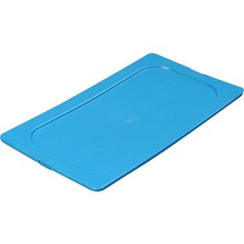 1027214 - TopNotch® Lid - Food Pan 1/3 Size - Blue