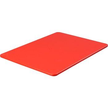 "1088805 - Spectrum® Color Cutting Board 18"" x 24"" x 1/2"" - Red"