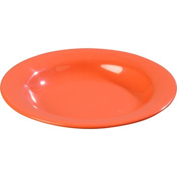4303452 - Durus® Melamine Pasta Soup Salad Bowl 13 oz - Sunset Orange