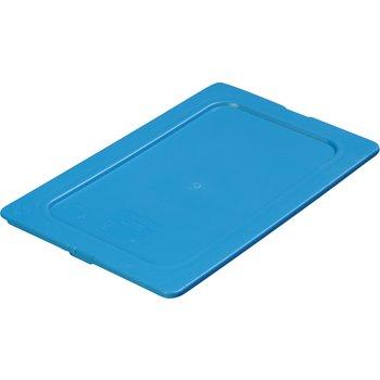 1029214 - TopNotch® Lid - Food Pan 1/4 Size - Blue