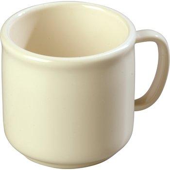 4305842 - Carlisle® Polycarbonate  Mug 10 OZ - Bone