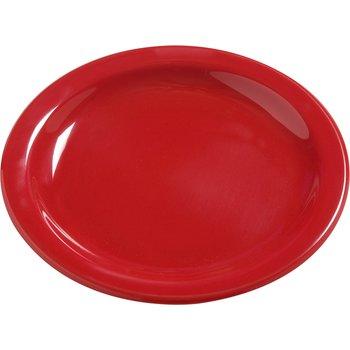 """4385605 - Dayton™ Melamine Bread & Butter Plate 5.5"""" - Red"""