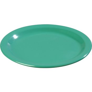 "4350109 - Dallas Ware® Melamine Dinner Plate 9"" - Green"