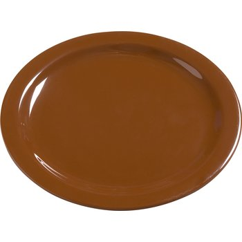 "4385043 - Dayton™ Melamine Dinner Plate 10.25"" - Toffee"