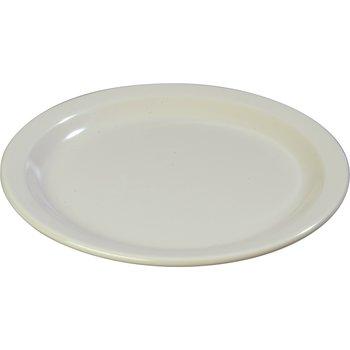 "4350142 - Dallas Ware® Melamine Dinner Plate 9"" - Bone"