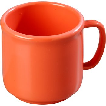 4305852 - Carlisle® Polycarbonate  Mug 10 OZ - Sunset Orange