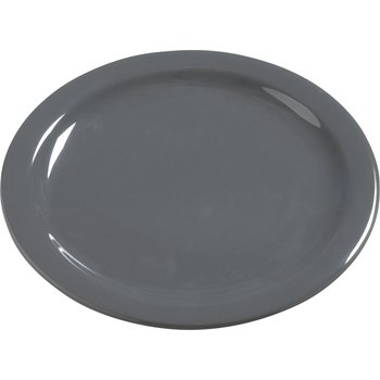 """4385040 - Dayton™ Melamine Dinner Plate 10.25"""" - Peppercorn"""