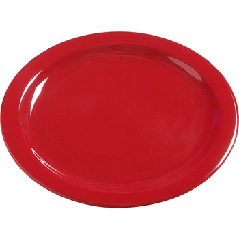 """4385005 - Dayton™ Melamine Dinner Plate 10.25"""" - Red"""