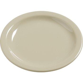 "4385606 - Dayton™ Melamine Bread & Butter Plate 5.5"" - Oatmeal"