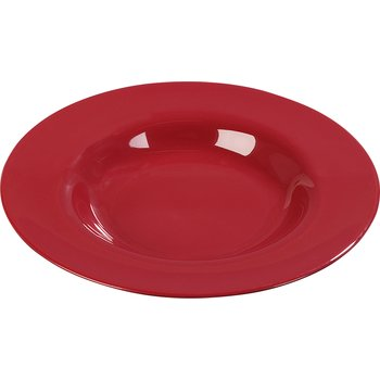 4303058 - Durus® Melamine Chef Salad Pasta Bowl 20 oz. - Roma Red