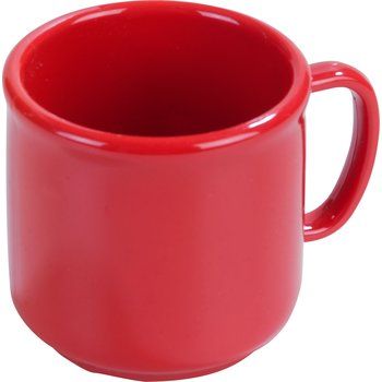 4305805 - Carlisle® Polycarbonate  Mug 10 OZ - Red