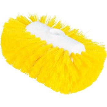 "4004104 - Sparta® Spectrum® Tank & Kettle Brush 5-1/2"" x 7-1/2"" - Yellow"